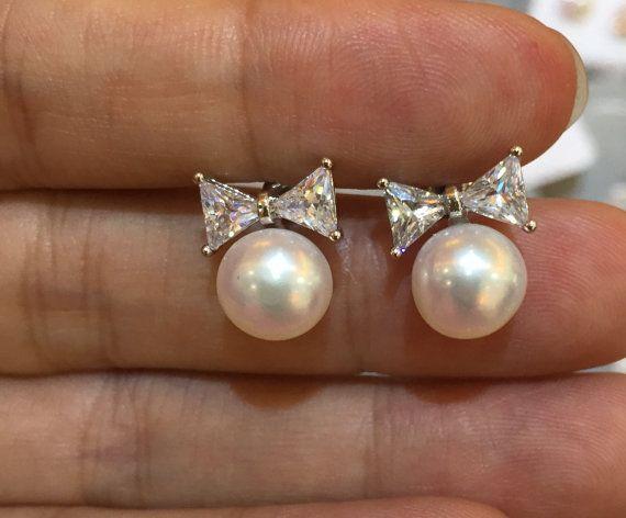 Best 25+ Real pearl earrings ideas on Pinterest | Lv ...