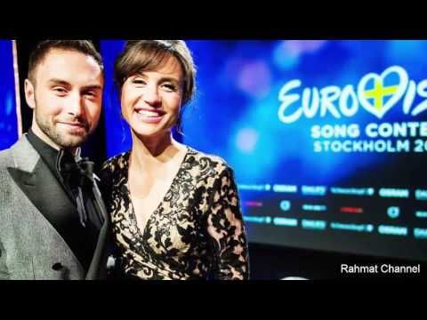 Mellanakten hyllas av Eurovision-tittarna