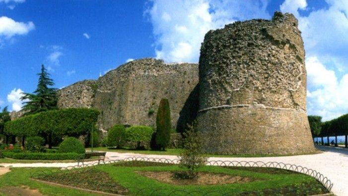 Il castello normanno di Ariano irpino - #Irpinia