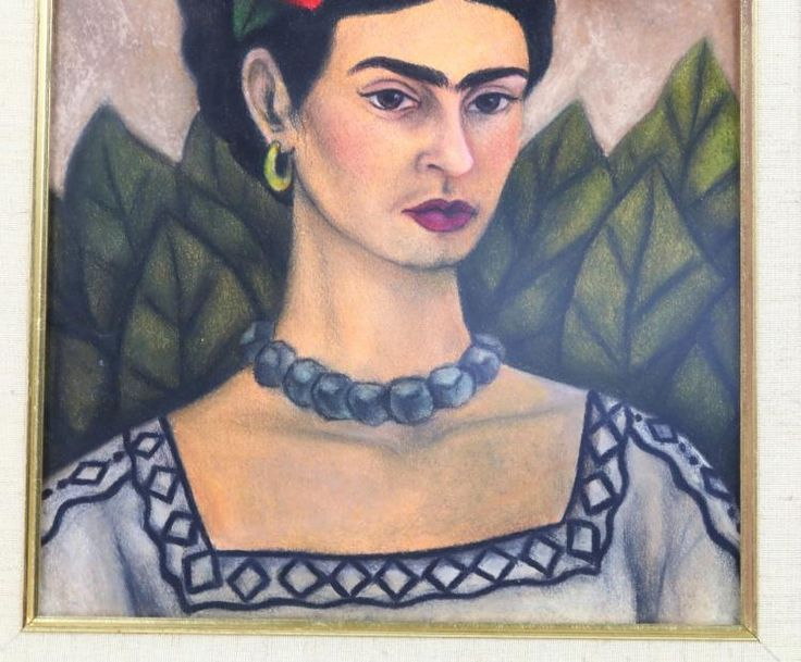 The 25 best Frida kahlo autorretrato ideas on Pinterest