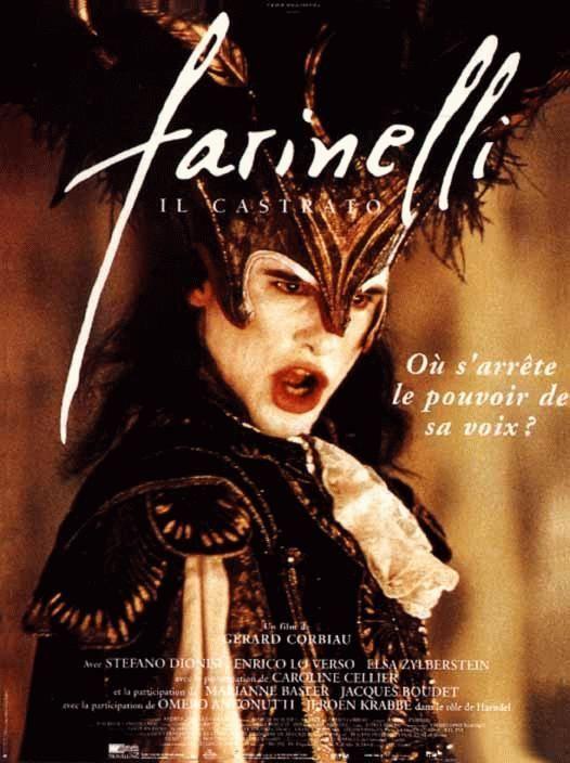 Farinelli (1994) - Gérard Corbiau - Stefano Dionisi, Elsa Zylberstein