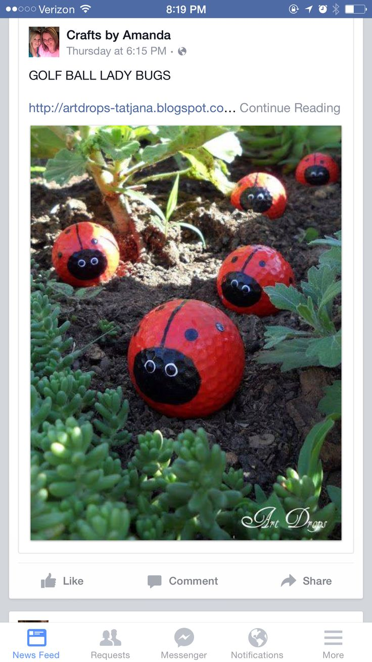 Perfect for the garden