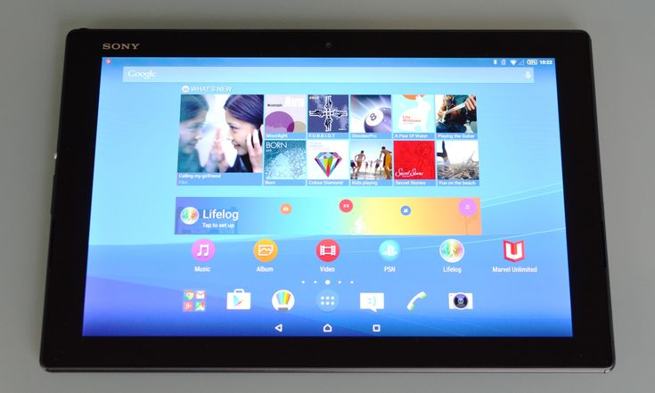 Sony Xperia Z4 Tablet review: the thin tablet that's also an Android laptop