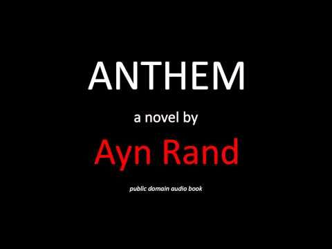 Anthem by Ayn Rand (Free Audiobook in American English Language) - YouTube