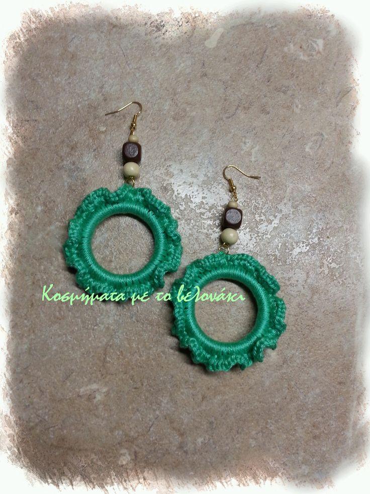 67 best Crocheted jewellery! images on Pinterest | Crochet ...