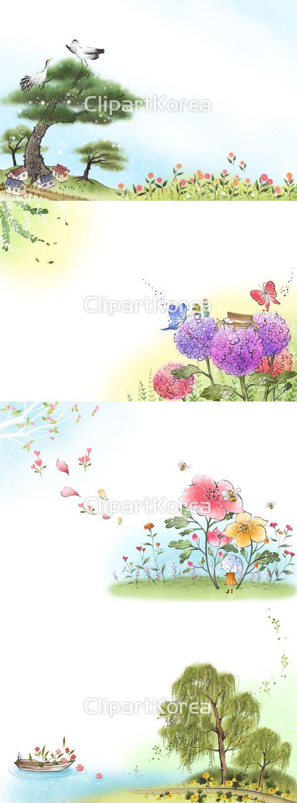 일러스트 감성 고요 꽃 꽃밭 나무 나뭇잎 두루미 배경 백그라운드 사람없음 소나무 수묵화 수채화 시골 잎 자연 조류 조용 주택 카피스페이스 페인터 편안함 평화 풍경 한국화 illust illustration emotional quiet flower silent tree leaves background watercolor rural country nature bird village copyspace painter comfortable peace scenary #이미지투데이 #imagetoday #클립아트코리아 #clipartkorea #통로이미지 #tongroimages