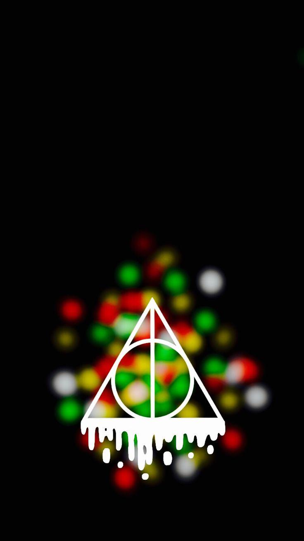 Wallpaper iphone natal - Harry Potter Wallpaper