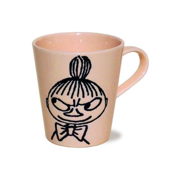 Little My Peach Mug from Japan