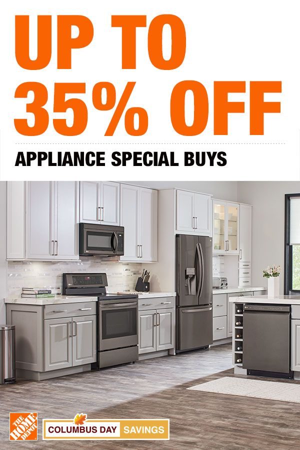 Find Columbus Day appliance savings and upgrade your kitchen ...