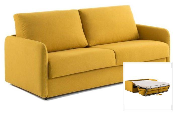 Sofa modell KOMOON😊 www.mirame.no  #stue #sofa  #innredning #møbler #norskehjem #mirame #pris  #interior #interiør #design #nordiskehjem #vakrehjem #drømmehjem  #oslo #norge #norsk  #bilde #speilbilde #tre #metall #rom123  #nyheter #stoff #komoon #sovesofa #gul #sennepsgul