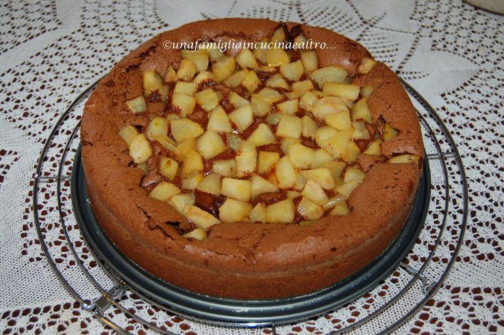 Una famiglia in cucina e altro...: TORTA CIOCCOLATINO ALLA FRUTTA  ingredienti  3 per...