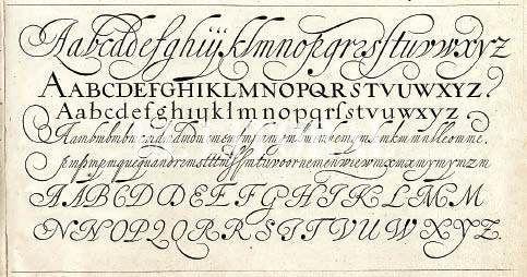 tipografia letras antiguas abecedario - Buscar con Google
