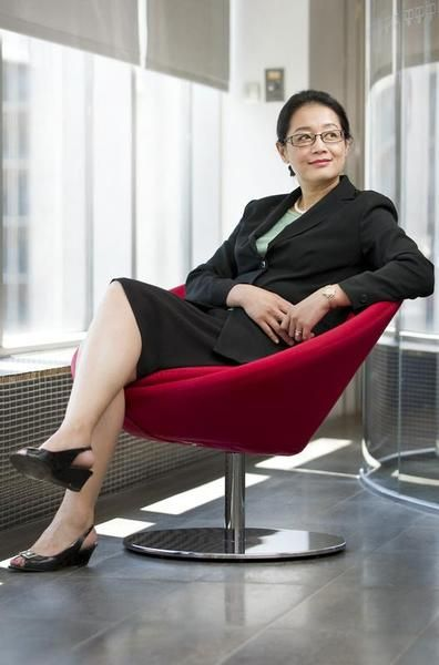 Jennifer Li  Jennifer Li  No. 95. Jennifer Li, age 46  CFO, Baidu, China  Jennifer Li is the No. 2 executive of the China's biggest search engine with over three-quarters share of the country's $1.8T market.