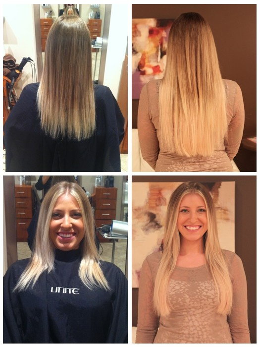 17 Best Hair Extensions Done By Adored Salon Images On Pinterest