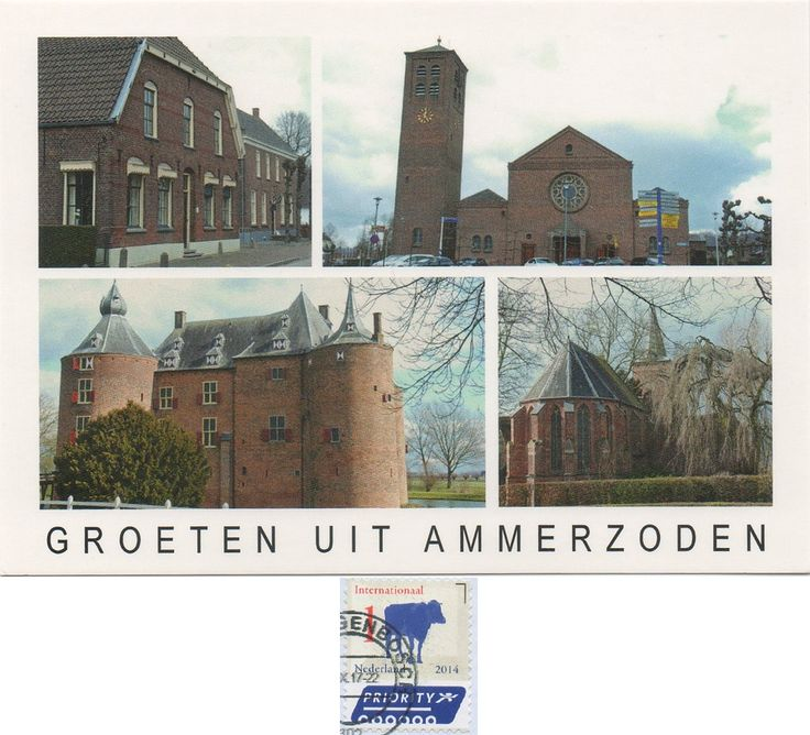 NL-3918861 - Arrived: 2017.10.02   ---   Ammerzoden is a village on the northern bank of the Maas river in western Gelderland, a Dutch province. Ammerzoden has a famous castle, 'Kasteel Ammersoyen', built around 1300. It was heavily damaged by fire in 1590, and sustained damage during World War II. The castle was reopened in 1975. (bottom left)