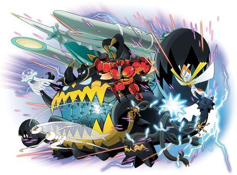 'Pokémon Sun and Moon' team builder: The strongest new Pokémon for your lineup