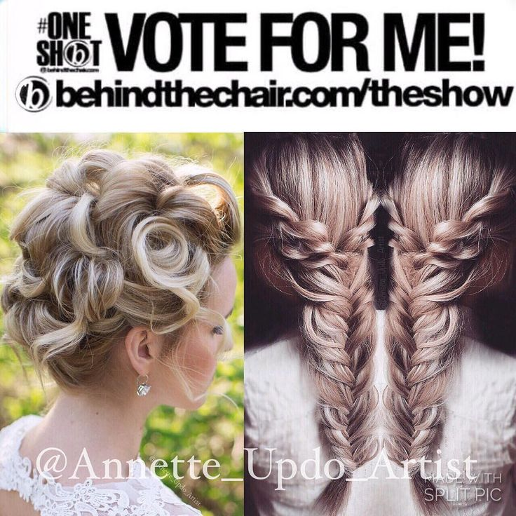 Hi Friends! I am a finalist in the @behindthechair_com One Shot Awards in 2 categories Updos and Braids. I need YOUR help in the next step of the voting process! VOTE FOR ME!  Go to➡ www.behindthechair.com/theshow  Click on... Vote for your favorite Hot Shot and follow the directions... Voting starts at 7am Aug 19th. Thank you Love my followers! You are the best #btconeshotawards #behindthechair #chicagogram #eventhair #bridalhair #updo #upstyle #americansalon #modernsalon #instabraid #...