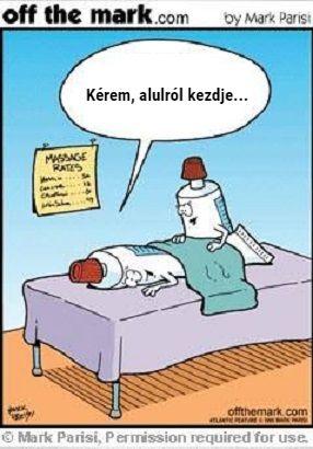 Fogkrém Masszázs :) #masszazs #massage #vicc #massagejoke #masszazsvicc