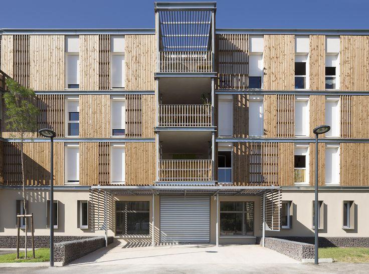 Galeria de Habitação de Interesse Social em Aigues-Mortes / Thomas Landemaine Architectes - 11