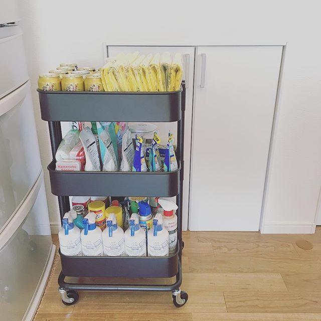 支持の理由はおしゃれ 便利 Ikea ロースコグの活用例10選 Folk 収納 アイデア 家具 収納
