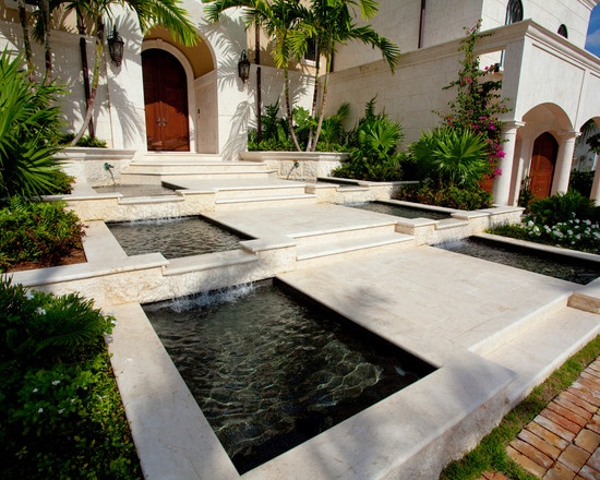 Mediterranean Entry Design, Pictures, Remodel, Decor and
