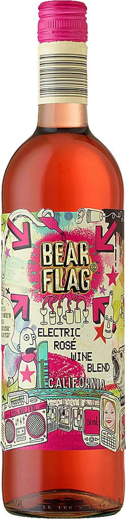 Bear Flag Electric Rose - 18244   Manitoba Liquor Mart