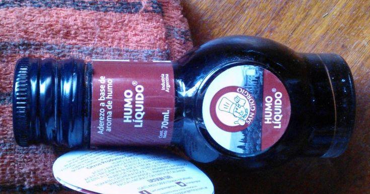 Fabulosa receta para Tabla de embutidos ahumados . Continuamos hayando usos para el humo líquido