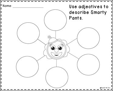 Joy Cowley's Smarty Pants Books and Shared Reading—with FREE Download!