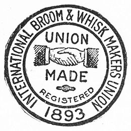 Look for the Union Label: a celebration of Union logos and emblems.