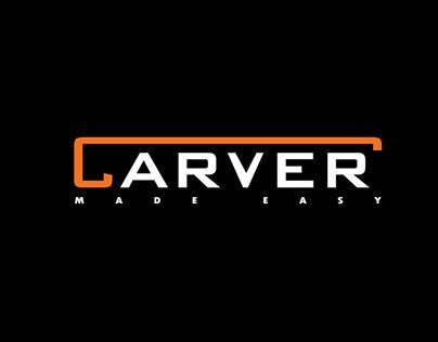 """Check out new work on my @Behance portfolio: """"Carver, Logo for car cover company."""" http://be.net/gallery/48869133/Carver-Logo-for-car-cover-company"""