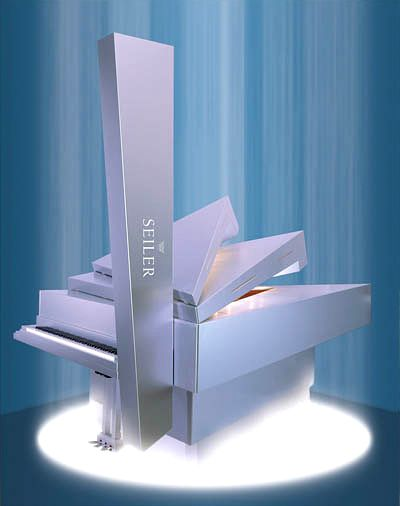 Seiler - Grand Piano Design