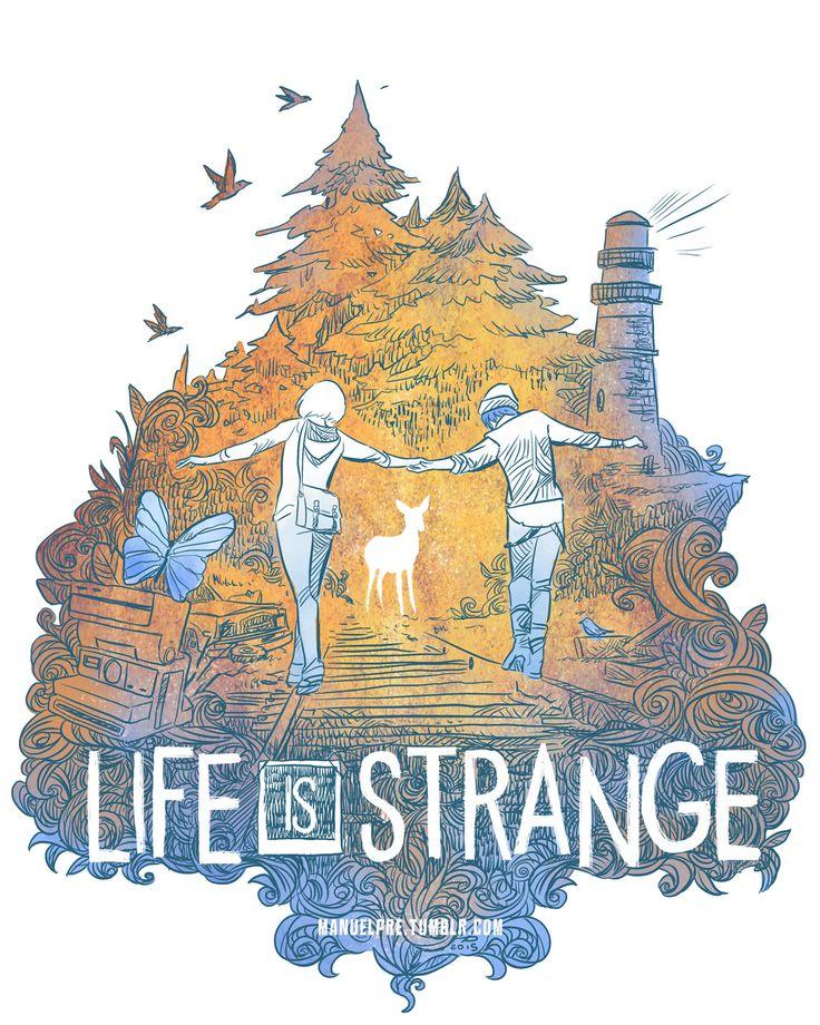 Life is Strange.                                                                                                                                                                                 Mais