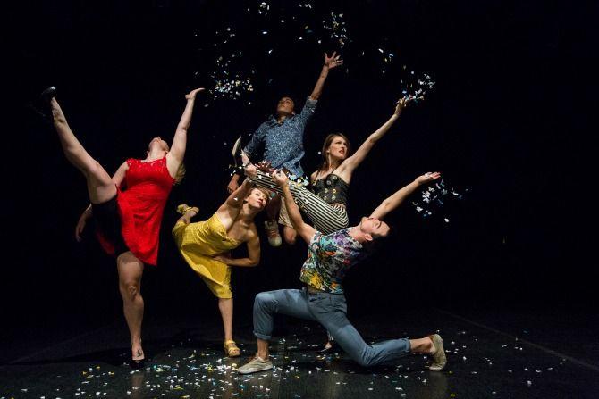 Australian Dance Party - Shake It - Art Not Apart festival - Canberra - promo photo