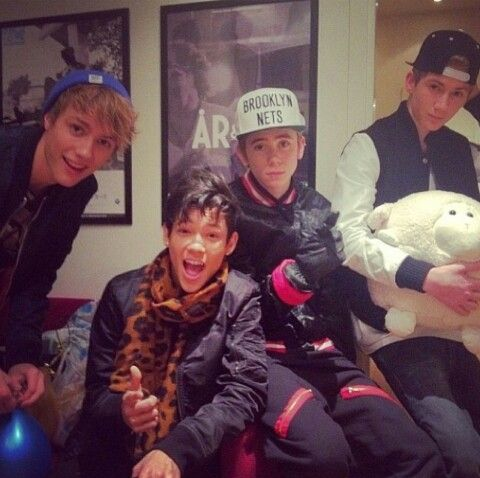 The Fooo - Aww all of them are so random and cute ♡