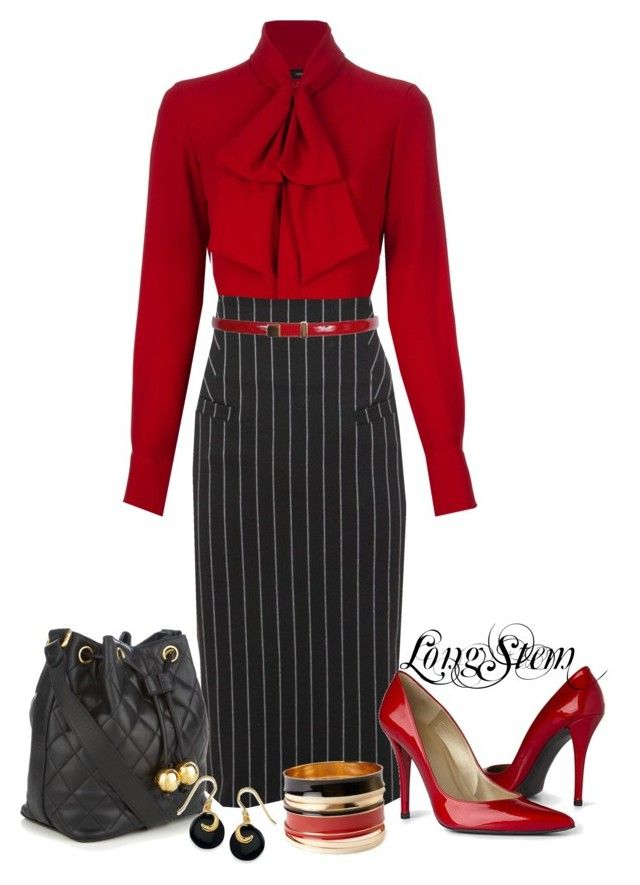 Untitled #493 by longstem on Polyvore featuring Dsquared2, Isabel de Pedro, Stuart Weitzman, Chanel, Forever 21 and Peter Lang