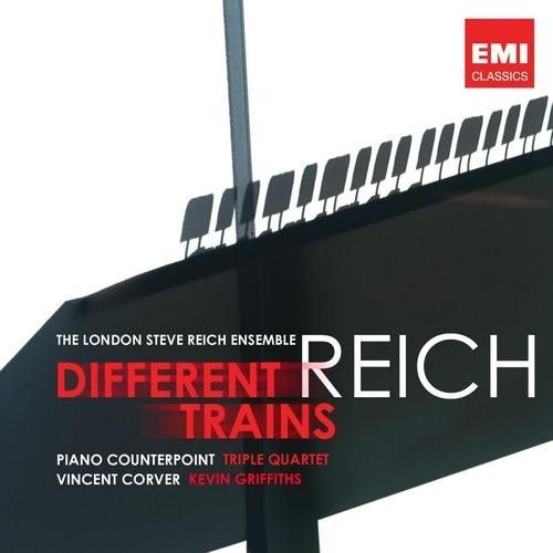 EMI CD - Steve Reich - Different Trains - III After The War by Steve Reich Ensemble on SoundCloud