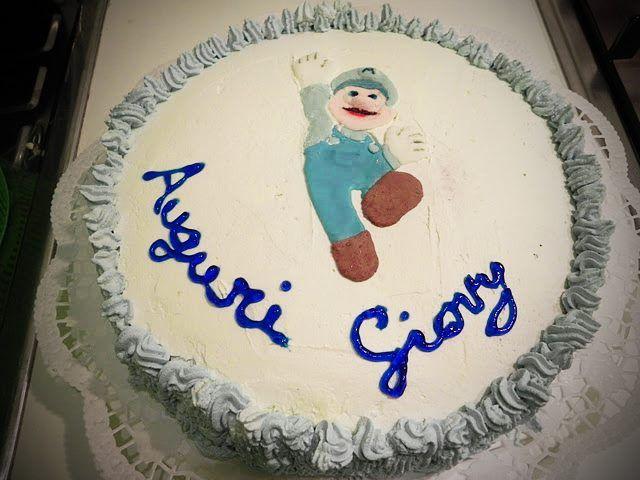 La torta di Luigi,auguri!!!!!!!!!!!!!!!!!!!!!!!!!!!!!!!!!!!!!
