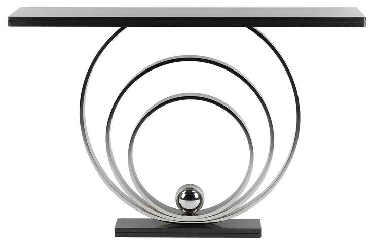 Ammonite Console Table, Console Tables, Furniture, Decorus Furniture