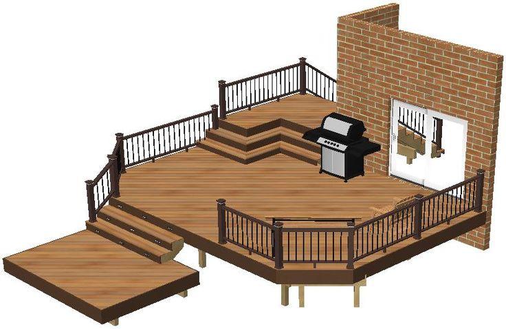 Best 25 deck design tool ideas on pinterest deck ideas for Online deck design tool