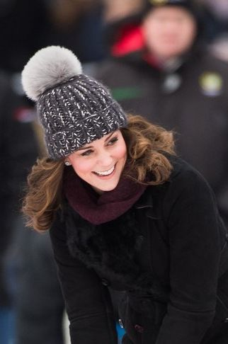 1e684d229df Kate Middleton Is Royally Glowing During a Tour of Sweden and Norway ...