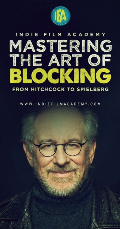 The Art of Blocking for Film: From Hitchcock to Spielberg #filmmaking #spielberg…                                                                                                                                                                                 More