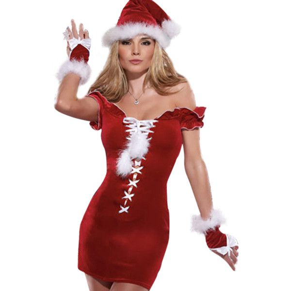 the 25 best womens santa costume ideas on pinterest