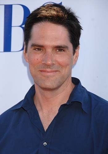 "Thomas Gibson aka ""Hotch"" on Criminal Minds"