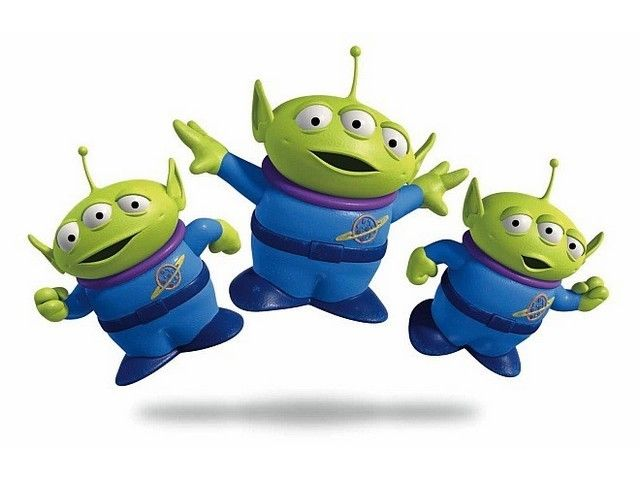 The Aliens- Toy Story