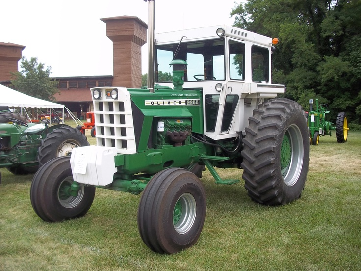 Biggest tractor in Oliver history