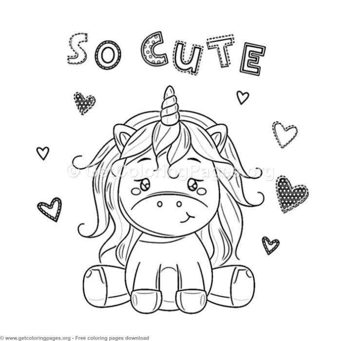 61 Cute Cartoon Unicorn Coloring Pages Unicorn Coloring Pages Coloring Pages Zoo Coloring Pages