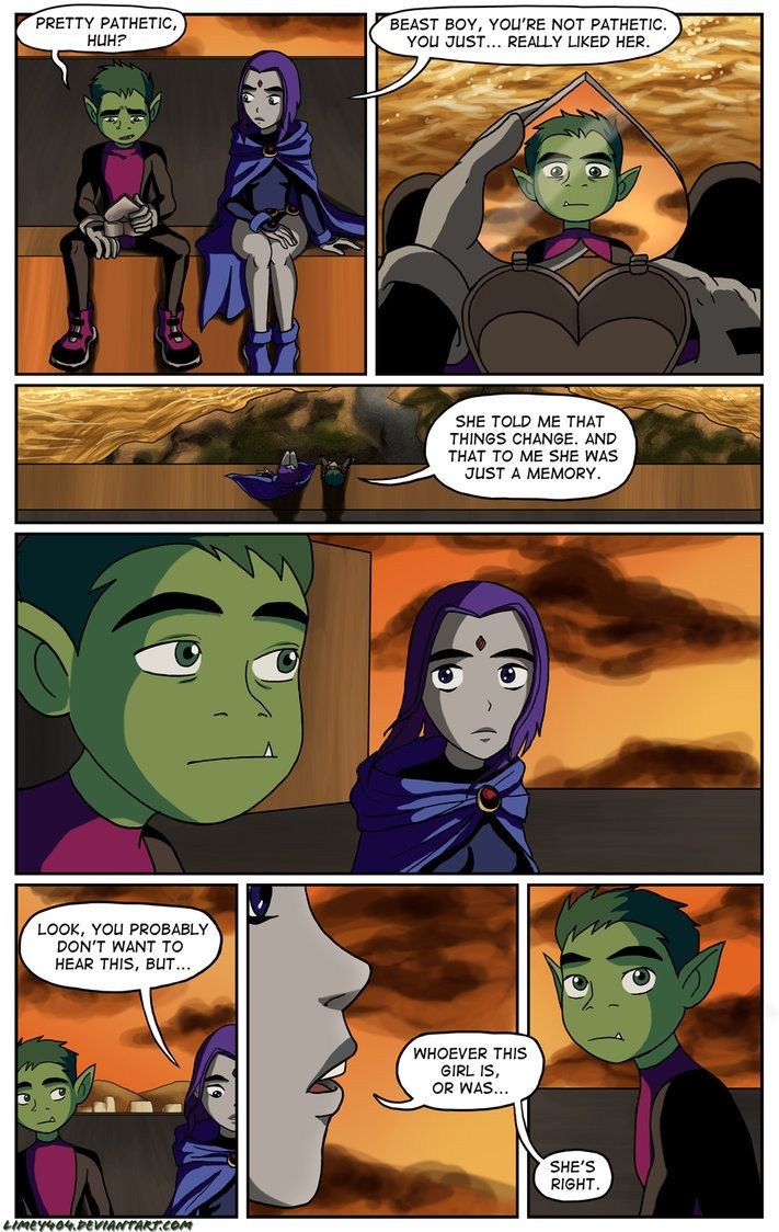 Things Change Pg 10 By Limey404 On Deviantart  Dc -6791
