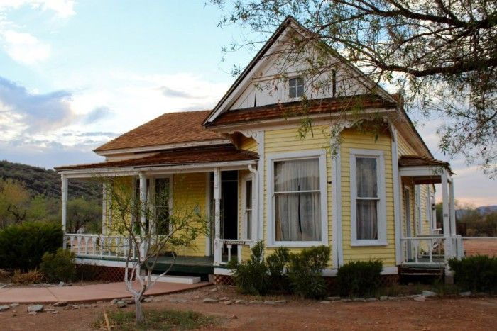 8. The Victorian House at Pioneer Living History Museum, Phoenix