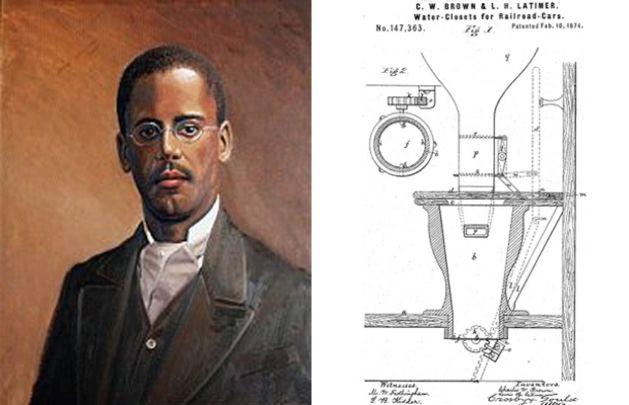 black inventor Lewis Latimer