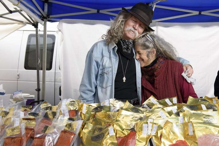 For farmers, love is always in season at SF Ferry Plaza market ...